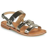 Schoenen Dames Sandalen / Open schoenen Les Petites Bombes BRANDY Zilver