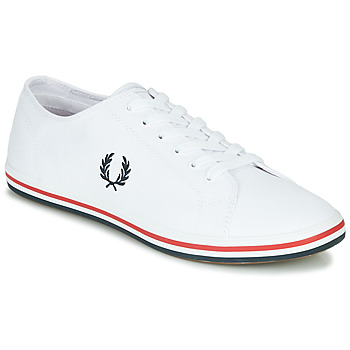 Schoenen Heren Lage sneakers Fred Perry KINGSTON TWILL Wit