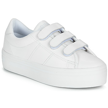 Schoenen Dames Lage sneakers No Name PLATO STRAPS Wit