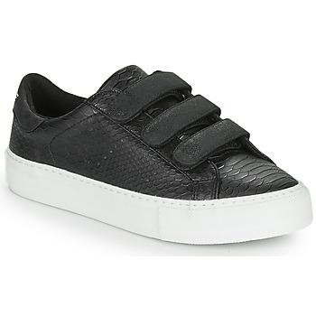 Schoenen Dames Lage sneakers No Name ARCADE STRAPS Zwart