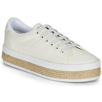 Schoenen Dames Lage sneakers No Name MALIBU SNEAKER Wit