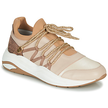 Schoenen Dames Lage sneakers Pataugas FRANCESCA Camel