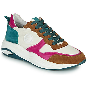 Schoenen Dames Lage sneakers Pataugas FRIDA Wit / Multi