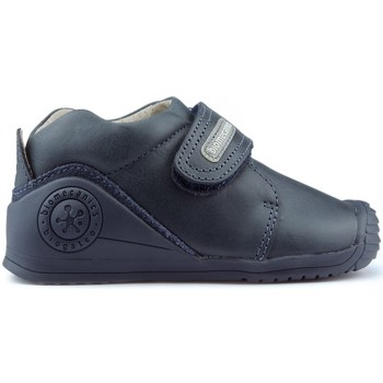 Schoenen Jongens Lage sneakers Biomecanics BOOTS  BIOGATEO 161147 NAVY