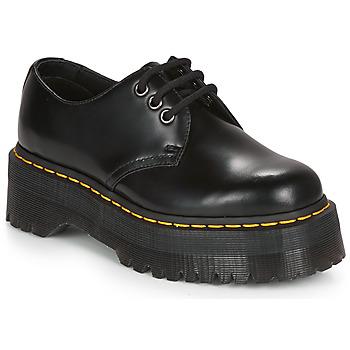 Schoenen Dames Laarzen Dr Martens 1461 QUAD Zwart