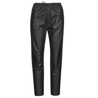 Textiel Dames 5 zakken broeken Oakwood KYOTO Zwart