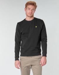 Textiel Heren Sweaters / Sweatshirts Lyle & Scott NIALA Zwart
