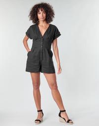 Textiel Dames Jumpsuites / Tuinbroeken Pepe jeans SHERGIA Zwart