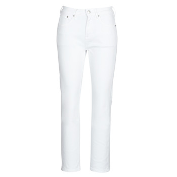 Textiel Dames Straight jeans Pepe jeans MARY Wit