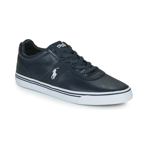 Schoenen Heren Lage sneakers Polo Ralph Lauren HANFORD-SNEAKERS-VULC Marine