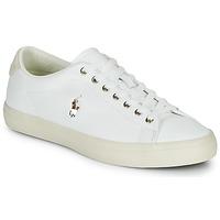 Schoenen Heren Lage sneakers Polo Ralph Lauren LONGWOOD-SNEAKERS-VULC Wit