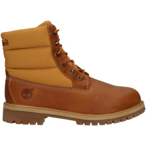 Schoenen Kinderen Laarzen Timberland A1I2Z 6 IN QUILT Beige