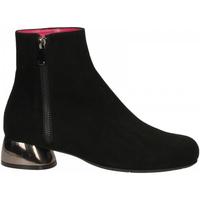 Schoenen Dames Low boots Le Babe CAMOSCIO nero