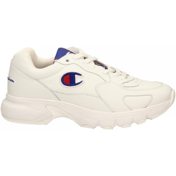 Schoenen Heren Lage sneakers Champion Low Cut Shoe CWA-1 LEATHER ww001-wht-bianco