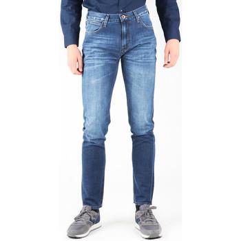 Textiel Heren Skinny jeans Lee Arvin L732ASJO navy
