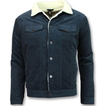 Textiel Heren Wind jackets Tony Backer Spijkerjas - Trucker Jack - Blauw