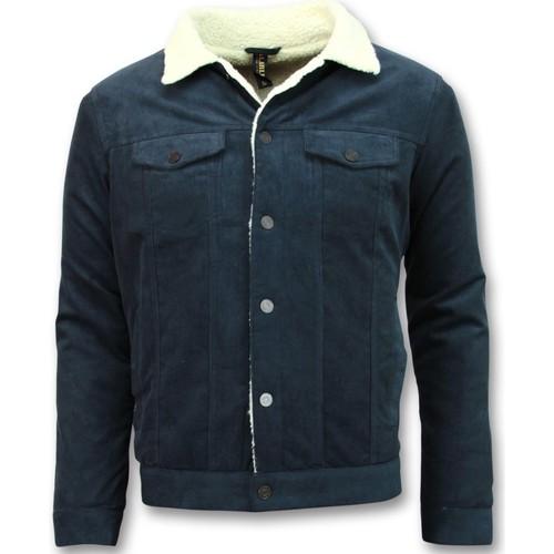 Textiel Heren Wind jackets Tony Backer Spijkerjas - Trucker Jack - Blauw