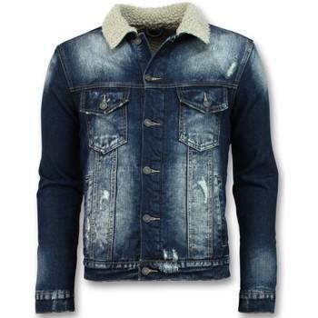 Textiel Heren Jacks / Blazers Wareen W Trucker Heren Jack - Spijkerjas 19