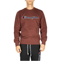 Textiel Heren Sweaters / Sweatshirts Champion Crewneck Sweatshirt ms544-and-marrone