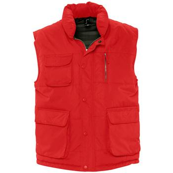 Textiel Jacks / Blazers Sols VIPER QUALITY WORK Rojo