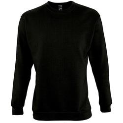 Textiel Sweaters / Sweatshirts Sols NEW SUPREME COLORS DAY Negro