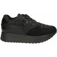 Schoenen Dames Lage sneakers Agile By Ruco Line GRETA nero