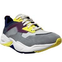 Schoenen Dames Lage sneakers Timberland Delphiville Grijs / geel / paars
