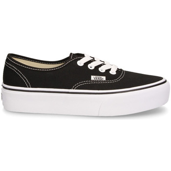 Schoenen Heren Lage sneakers Vans AUTHENTIC PLATO Noir