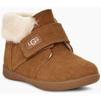 Schoenen Kinderen Laarzen UGG NOLEN Chestnut