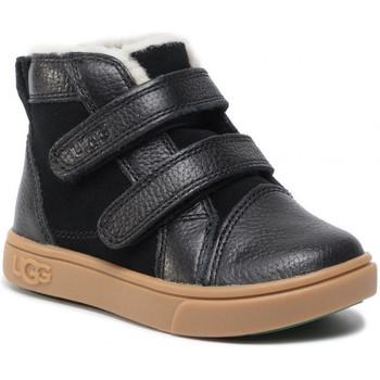Schoenen Kinderen Hoge sneakers UGG RENNON 2 Noir