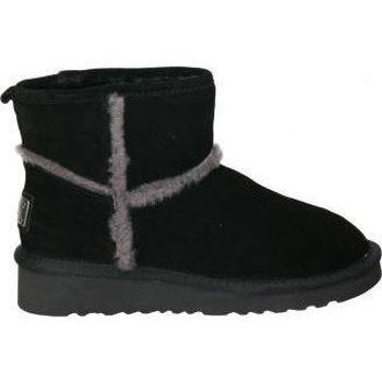 Schoenen Dames Snowboots Top3 9786 Noir