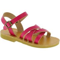 Schoenen Meisjes Sandalen / Open schoenen Attica Sandals HEBE CALF FUXIA Fucsia