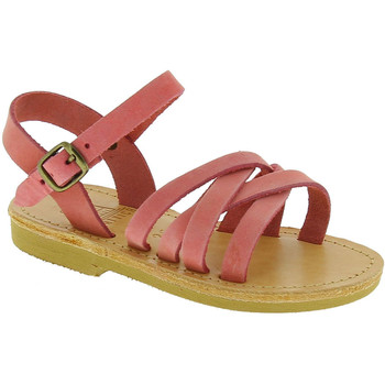 Schoenen Meisjes Sandalen / Open schoenen Attica Sandals HEBE NUBUK PINK Rosa chiaro