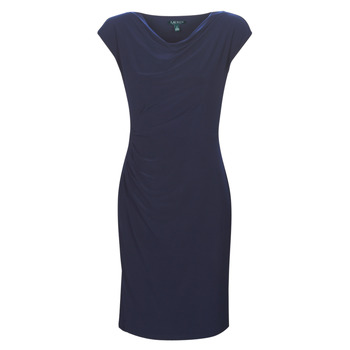 Textiel Dames Korte jurken Lauren Ralph Lauren Ancelin Marine