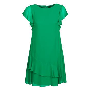 Textiel Dames Korte jurken Lauren Ralph Lauren Arnould Groen