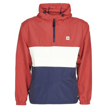 Textiel Heren Wind jackets Element OAK Rood / Marine
