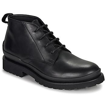 Schoenen Heren Laarzen HUGO SCOUT DESB IT Zwart