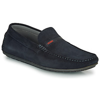 Schoenen Heren Mocassins HUGO DANDY MOCC SD2 Marrine