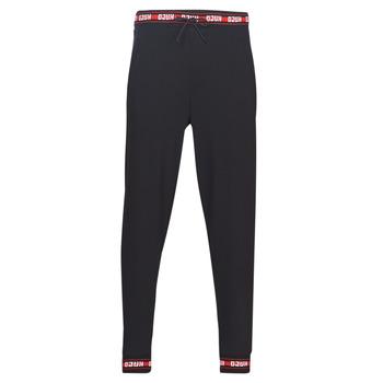 Textiel Heren Trainingsbroeken HUGO DOAK 202 Zwart / Rood