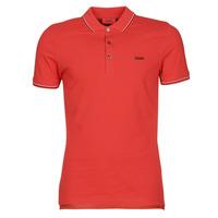 Textiel Heren Polo's korte mouwen BOSS DINOSO 202 Rood