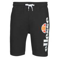 Textiel Heren Korte broeken / Bermuda's Ellesse PAP BOSSINI Zwart