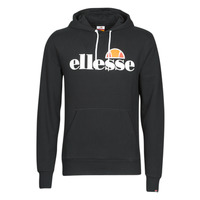 Textiel Heren Sweaters / Sweatshirts Ellesse SL GOTTERO Zwart