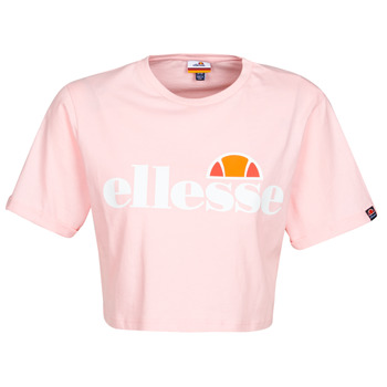 Textiel Dames T-shirts korte mouwen Ellesse PAP ALBERTA Roze