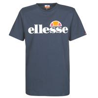 Textiel Dames T-shirts korte mouwen Ellesse PAP ALBANY Marine