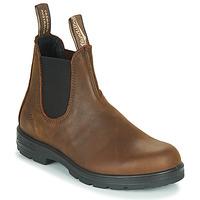 Schoenen Laarzen Blundstone CLASSIC CHELSEA BOOTS 1609 Bruin