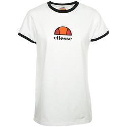 Textiel Dames T-shirts korte mouwen Ellesse Orlanda Tee Wit