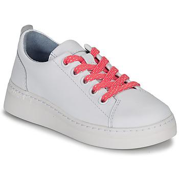 Schoenen Meisjes Lage sneakers Camper RUNNER G J Wit