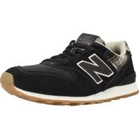 Schoenen Dames Lage sneakers New Balance WL996 CH Zwart