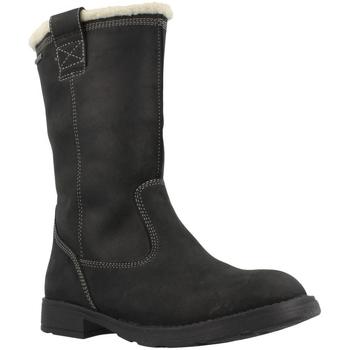 Schoenen Meisjes Snowboots Geox JR SOFIA B ABX E Zwart