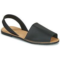 Schoenen Dames Sandalen / Open schoenen So Size LOJA Zwart